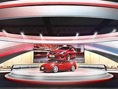 Nissan A Class autoshow东风日产车展效果图展示