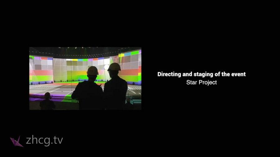 Opening Show 开场秀 潘多拉 开幕式 长条视频合集第二弹