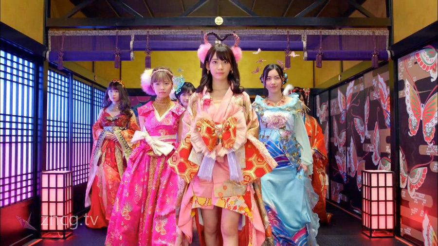2020年5月收集 日本女团 MTV