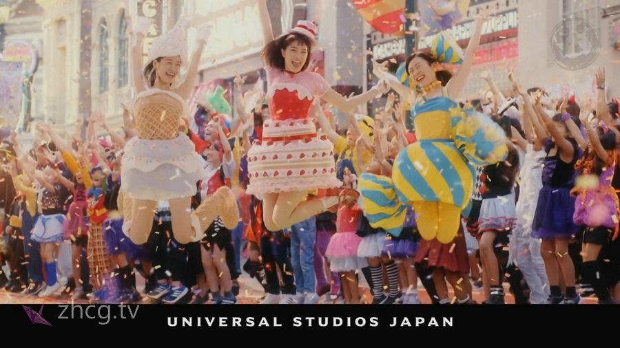 4K Japanese TV Ads 2017日本2017年年度电视广告第十七弹