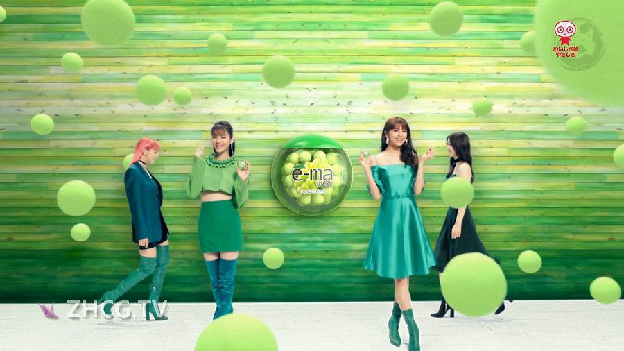 4K Japanese TV Ads 2017日本2017年年度电视广告第十八弹