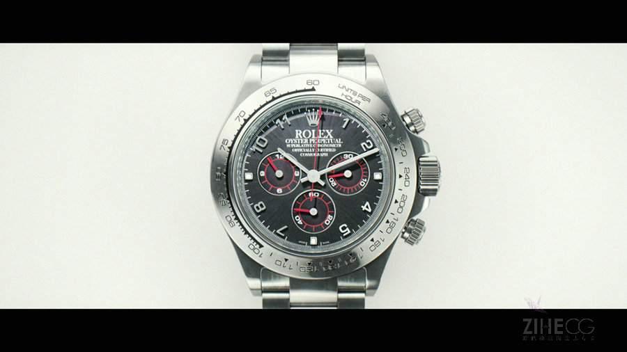 劳力士手表广告