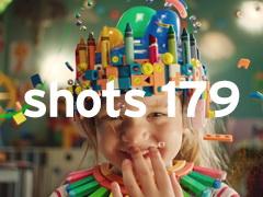 SHOTS 1080P 2019年 1月第179期 CG zihecg欧美广告