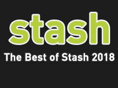The Best of Stash 2018 Brand Films、Title Design