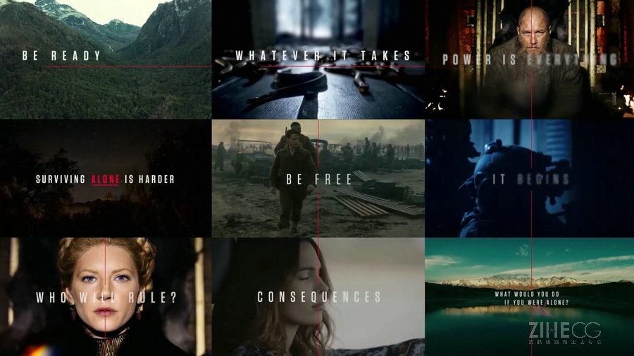 美国2017年3月STASH 122期 1080P VFX 电视包装、广告创意、动画