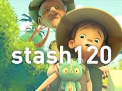 美国2016年11月STASH120期 1080P VFX 电视包装、广
