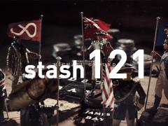美国2017年1月STASH 121期 1080P VFX 电视包装、广