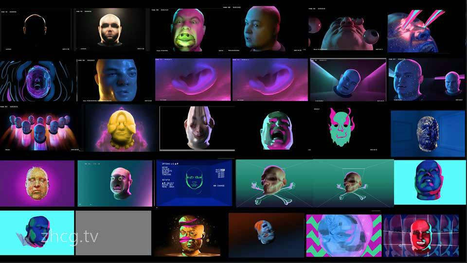 美国2019年9月STASH 137期 1080P VFX 电视包装、广告创意、动画