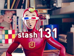 美国2018年9月STASH 131期 1080P VFX 电视包装、广