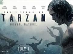 泰山归来:险战丛林 The Legend of Tarzan