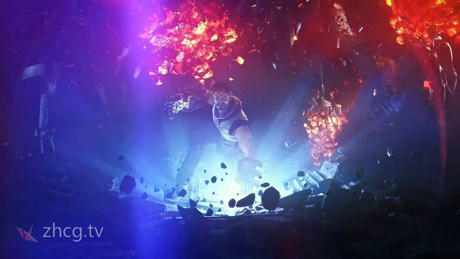 Thecgbros 出品世界的独立的CGI特效和电影短片平台2018年3月