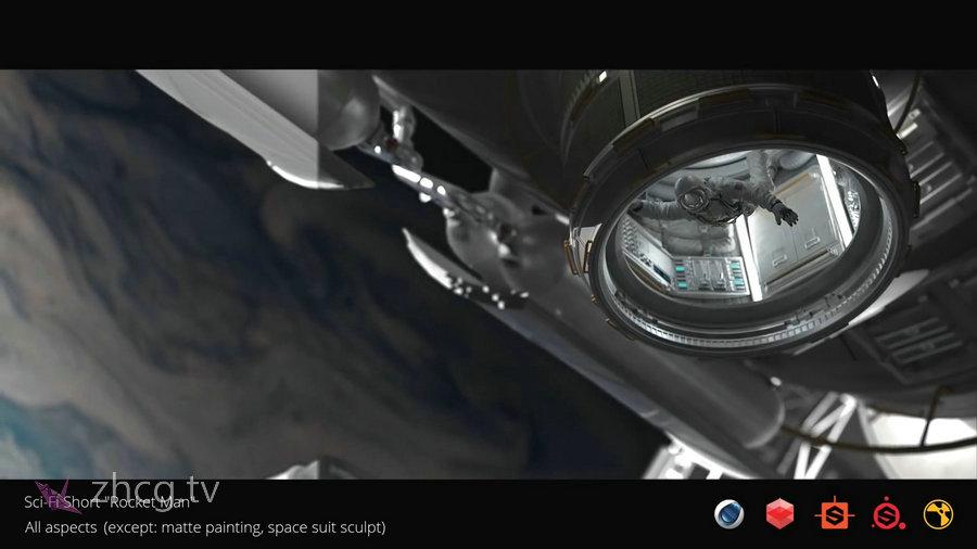 Thecgbros 出品世界的独立的CGI特效和电影短片平台2019年5月