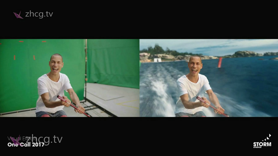 Thecgbros 出品世界的独立的CGI特效和电影短片平台2017年9月