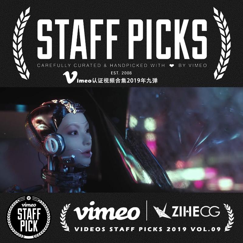 Vimeo STAFF PICKS官方认证创意等视频合集2019年第九弹