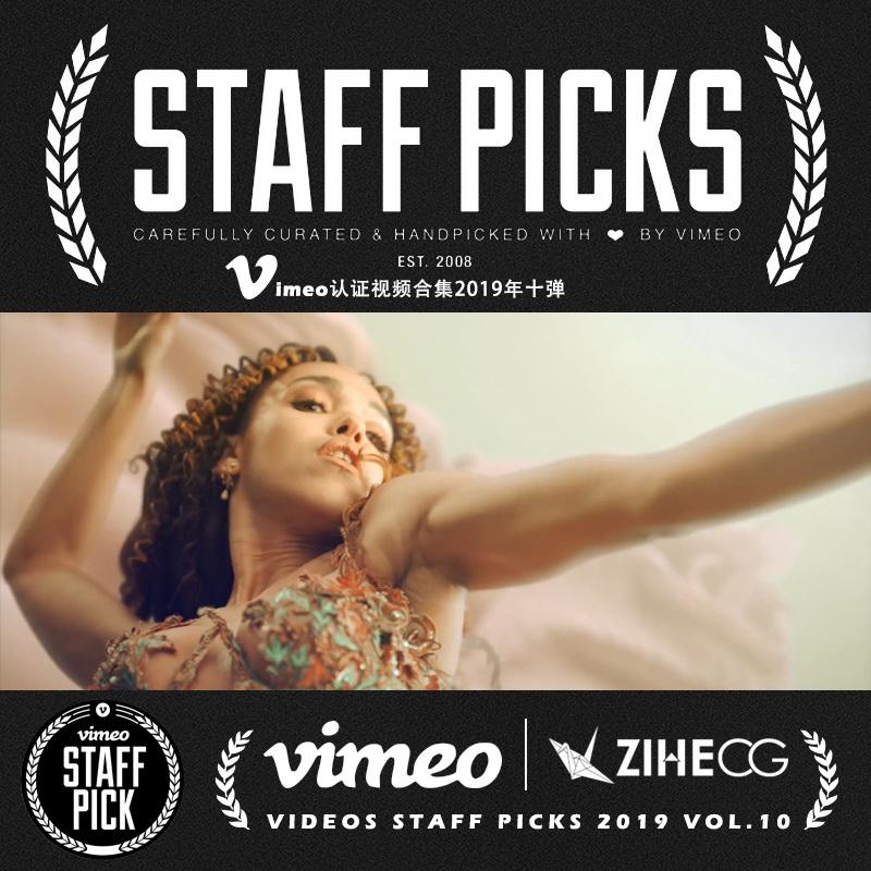 Vimeo STAFF PICKS官方认证创意等视频合集2019年第十弹