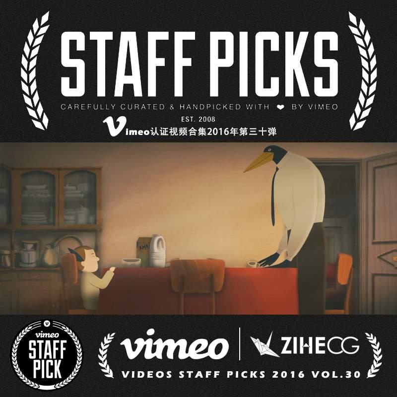 VIMEO STAFF PICKS官方认证创意视频合集