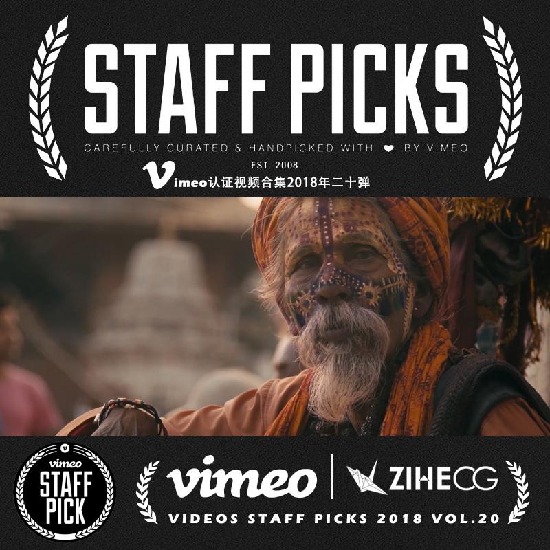 Vimeo STAFF PICKS官方认证创意等视频合集2018年第二十弹