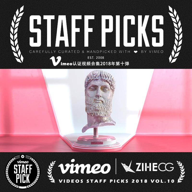 Vimeo STAFF PICKS官方认证创意等视频合集2018年第十弹