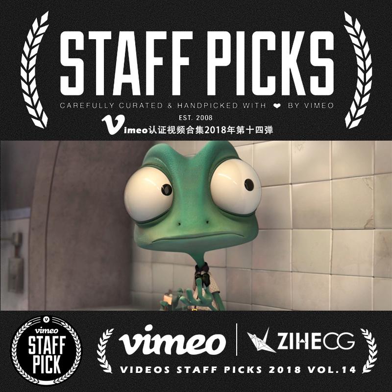 Vimeo STAFF PICKS官方认证创意等视频合集2018年第十四弹