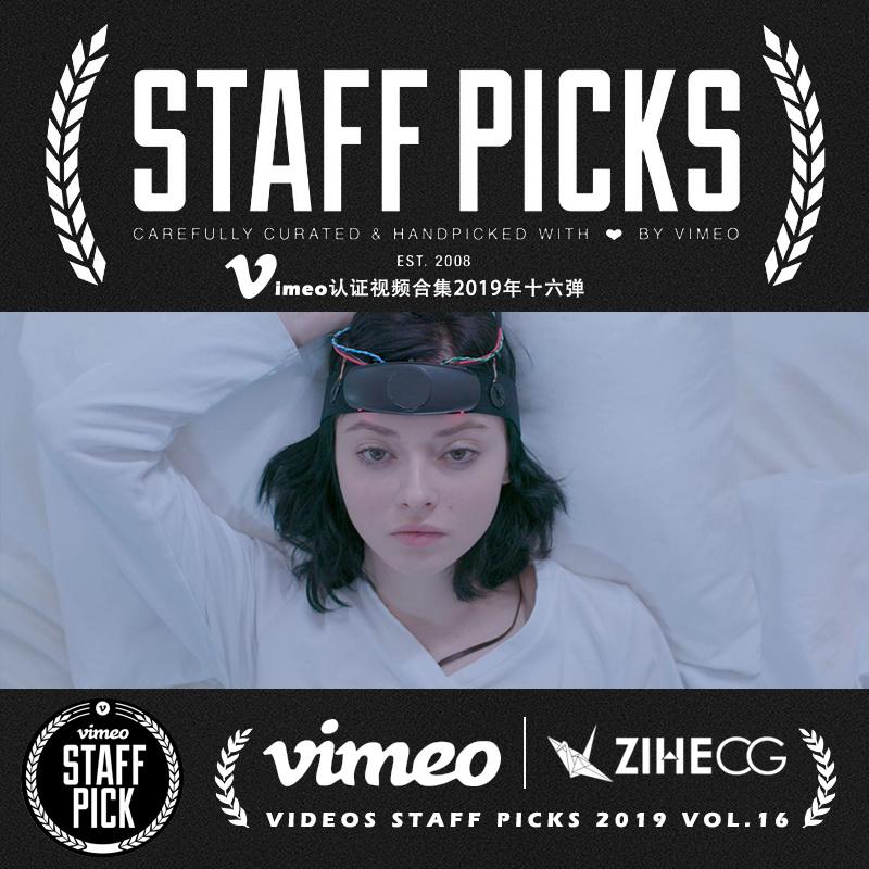 Vimeo STAFF PICKS官方认证创意等视频合集2019年第十六弹