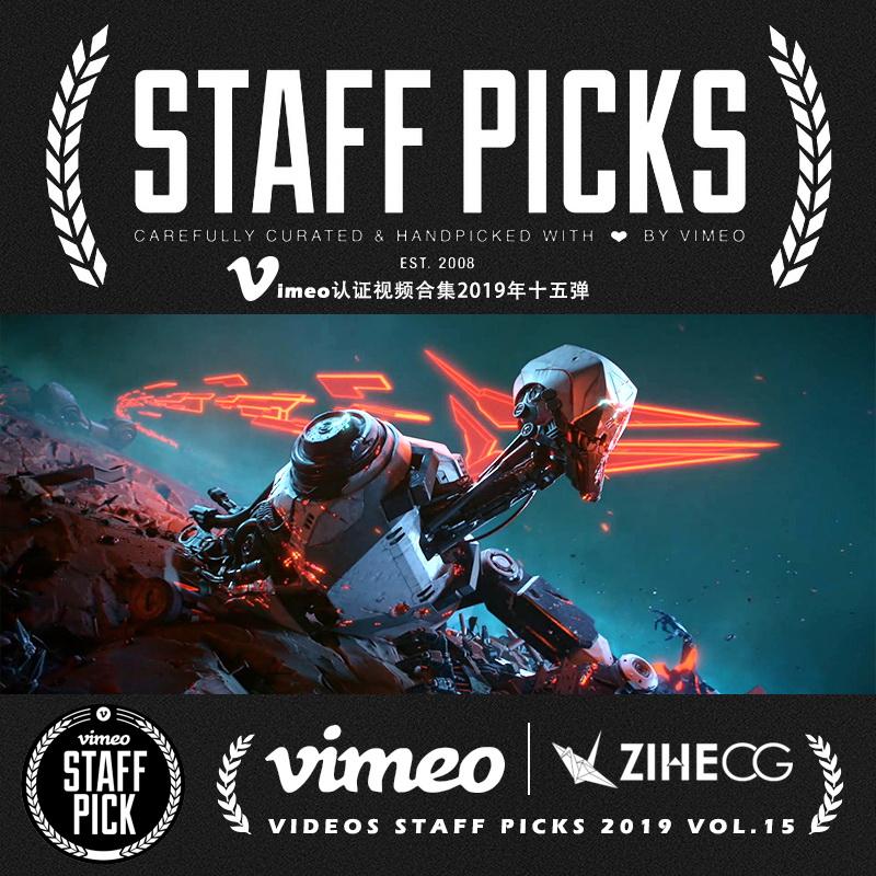 Vimeo STAFF PICKS官方认证创意等视频合集2019年第十五弹