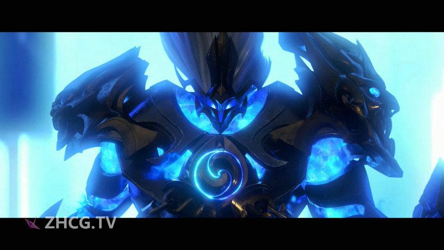 「王者荣耀」年度CG动画上线!新版本开场动画,永远的长安城!