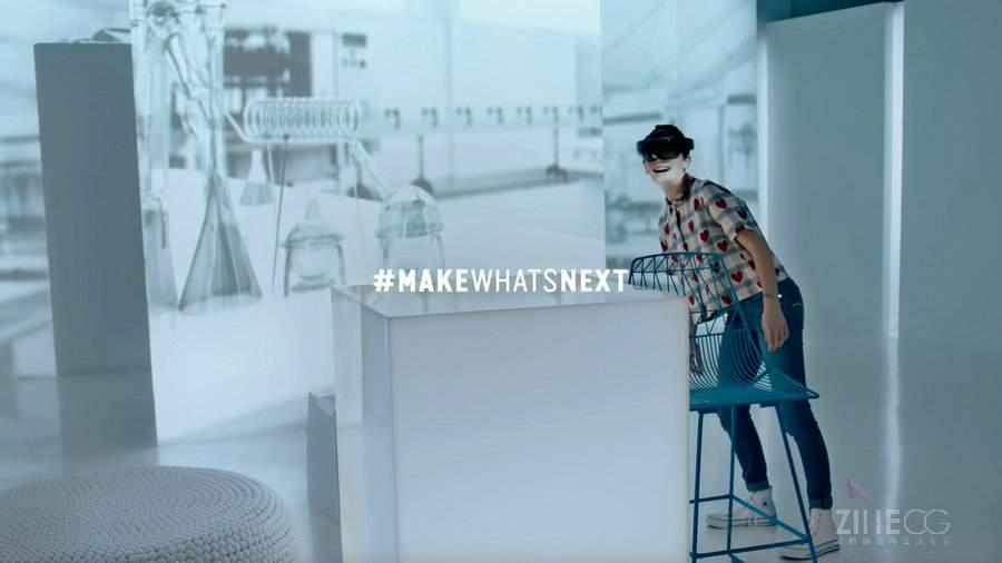 中文字幕-微软推#MakeWhatsNext运动庆祝三八妇女节-Change the Odds
