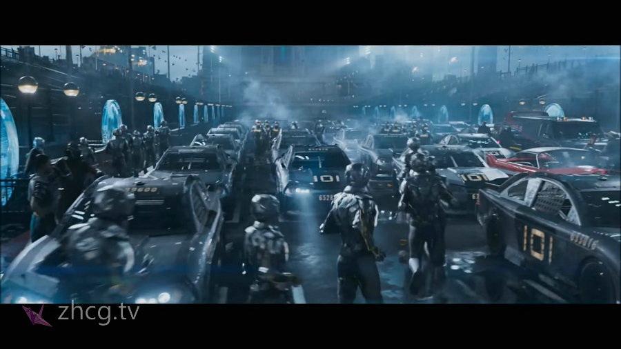 VR巅峰力作【一级玩家】HD高画质中文电影预告